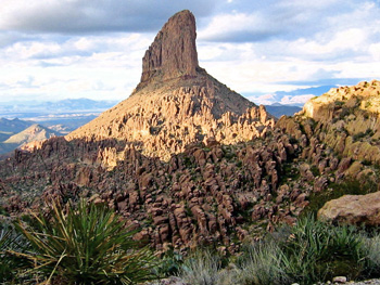 Landmarks of the Superstitions